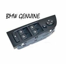 For BMW E90 325i 328i 330i 335i M3 Front Driver Left Master Window Switch OES