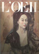 OCCHIO N° 372-373 Barcelona e Art Romanzo/Monastero Pedralbes / Gaudi / Picasso