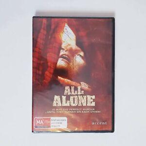 All Alone DVD Movie Free Post Region 4 AUS - Crime Thriller 2010
