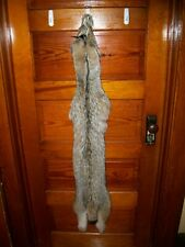 Beautiful tanned Canadian Lynx Soft Heavy fur pelt skin taxidermy 1 Cabin Bobcat