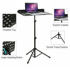 More details for heavy duty orchestral sheet music conductor stand holder tripod base foldable