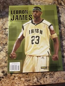 LEBRON JAMES Beckett Basketball TRIBUTE SPECIAL 2003 Rookie COLLECTOR'S EDITION