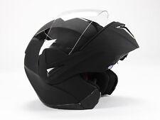 Klapphelm mit Sonnenblende Integralhelm Motorrad Modular Helm  M, L, XL