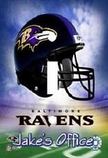 PERSONALIZED BALTIMORE RAVENS FOOTBALL LIGHT SWITCH PLATE COVER