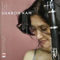 Voice Of The Clarinet - Sharon Kam (2010, CD NUEVO)