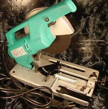 """7 """" Electric Mini Metal UL CUT OFF CHOP SAW with 1 Blade and Quick Adjust Vise"""