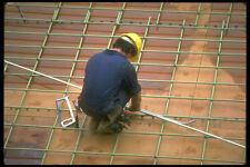 237021 deposizione condotti elettrici forme concrete A4 FOTO STAMPA