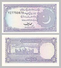 Pakistan 2 Rupees 1985-1999 p37 unz.