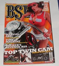BACK STREET HEROES ISSUE:278 JUNE 2007 - TOP TWIN CAM/MARTIAL ART/TIME MACHINE