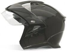Bell Mag-9 Sena Gloss Black Motorcycle Helmet Size Large