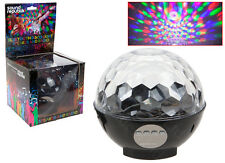 Bluetooth party led boule disco haut-parleur boom wireless light show iphone android