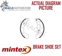 NEW MINTEX REAR BRAKE SHOE SET BRAKING SHOES GENUINE OE QUALITY MFR594