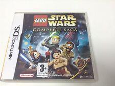 LEGO STAR WARS THE COMPLETE SAGA  . Pal España.Envio Certificado.Paypal