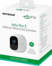 NEW Netgear Arlo Pro 2 Add-On Security Wireless Camera - Weather Resistant
