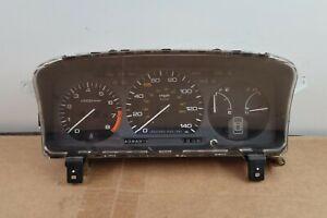 1991 Honda Prelude Si M/T MANUAL Speedometer Instrument Cluster 408K Miles OEM