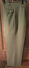New BEAUTIFUL ORVIS WOMANS 100% WOOL FULLY LINED PANTS SIZE 16