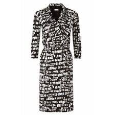 Hobbs 3/4 Sleeve Wrap Dresses