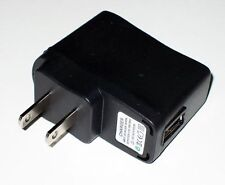AC 100-240v to USB Power Port DC 5V 1000mA 1A US USA Plug Adapter USB Charger