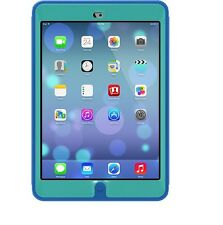 Otter New Box Defender Case w/Stand For iPad Mini Blue/Teal