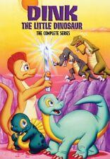 DINK THE LITTLE DINOSAUR - COMPLETE SERIES - DVD - UK Compatible