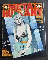 Métal Hurlant n°26 - 1978.  GILLON / CEPPI / DRUILLET / MOEBIUS / VOSS. neuf