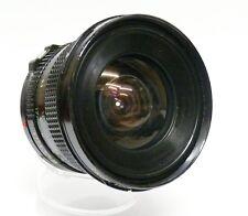RARE: CANON FD 17 mm F4 Super Grand Angle.