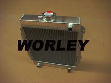 3 core aluminum radiator for DATSUN 1200 Manual