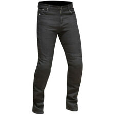 ROUTE ONE OLIVIA CLASSIC LADIES MOTORCYCLE JEANS BLACK - REGULAR LEG SIZE UK 10