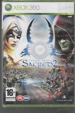 Sacred 2 Fallen Angel Xbox 360 Spiel X Box NEU/Versiegelt