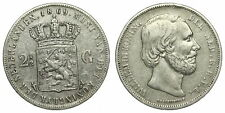 Netherlands - 2½ Gulden 1869