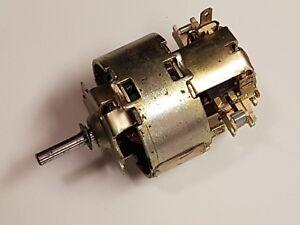 FORD ESCORT MK I HEATER BLOWER MOTOR NOS FORD 72AG-18527-AB