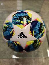 Adidas Finale 2019-2020 Mini Bola de la Liga de Campeones, Talla 1, DY2563