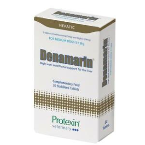 Denamarin 30 x 225mg Tablets (Dogs 5-15kg) Sent with Royal Mail