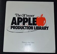 THE NEW O'CONNOR HOLIDAY PRODUCTION LIBRARY-CHRISTMAS,HALLOWEEN,NEW YEARS-LP'S