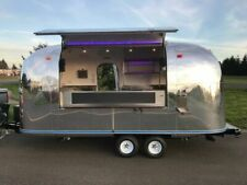 2018 - 16' Airstream Beverage Concession Trailer for Sale in Washington!