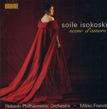 Soile Isokoski(CD Album)Scene D'Amour-Ondine-ODE 1126-2-Finland-2008-New