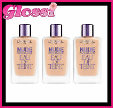5 X L'OREAL NUDE MAGIQUE FRESH FEEL FOUNDATION MAKEUP SPF 18 ❤ 170 NATURAL ❤