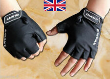 Unbranded Half Finger/Fingerless Cycling Gloves & Mitts