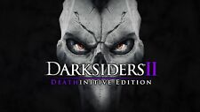 DARKSIDERS II 2 DEATHINITIVE EDITION Steam chiave key Gioco PC Game ITALIANO ROW