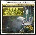 Vintage GAF VIEW MASTER - World of Science WONDERS OF THE DEEP 1954 -  Sealed