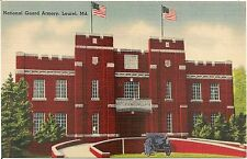 National Guard Armory in Laurel MD Postcard