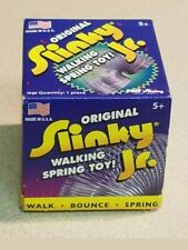 Poof Slinky, Inc. Original Slinky Jr. Walking Spring Toy #125 (Open Box)