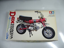 Tamiya 1/6 HONDA Dax ST70 Big Scale motorcycle Model bike Kit