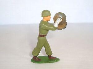 Figurine Starlux Military Infantryman Type II: Cymbals Ref 10
