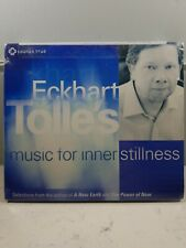 Eckhart Tolle's Music for Inner Stillness CD Sounds True New Age factory sealed