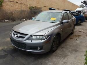 MAZDA 6 LEFT GUARD GG/GY, MPS TYPE, 09/02-01/08