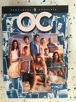 The Orange County The O.C.Seconda Stagione Completa DVD Spagnolo Inglese Ita 3T