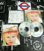 🔥Rita Pavone - L' Album Di Rita Pavone 1A Stampa Rca Timbro Siae 2x Cd Perfetto