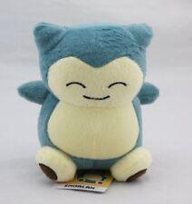"Anime POKEMON Snorlax Plush plushie Stuffed Doll Toy Figure Collectible 6"" Gift"