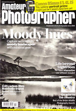 Amateur Photographer magazine with  Canon 85mm F/1.4L IS tested  16th Dec 2017